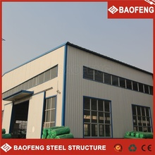 customized size safe and reliable high quality light galvanized low cost workshop