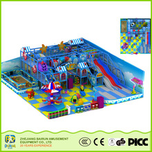 China Factory OEM Naughty Castle Ocean Series Game Playground Indoor Play Toy Entertainment