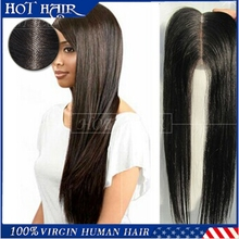 Best selling permanent virgin human hair Hand Made full lace Brazilian Human Hair Wigs.