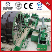 China export best screw sand washing machine