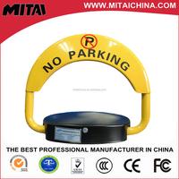 Steel Rolling Car Center Safety Parking Lock