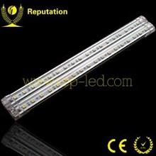 Counter lighting led aluminum profile 12v waterproof led grow light strip