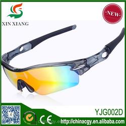 Wholesale motorcycle riding glasses/China unisex bike sun glasses