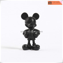 hot sale custom mouse little plastic figures,custom your characters figures PVC,custom characters little plastic figures factory