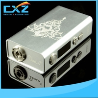 Large Vapor Box Mod E Cig 7-120W Variable wattage tesla e-cigarette