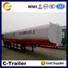 FUWA 3 Axle crude oil tank trailer