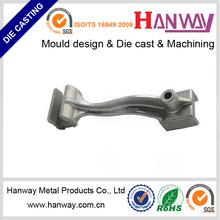 China manufacturer aluminum die casting motorcycle spare parts car suspension parts