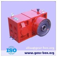 Made in China ZLYJ Plastic Extruder Speed reduce machine