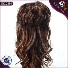 peruvian full remi lace wig fantasy wig naruto