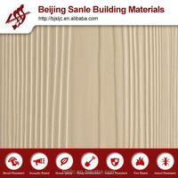 High quality decorative exterior wall exterior wood siding panel