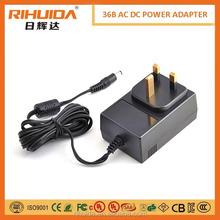 12V 3A Power Supply AC/DC Adapter for LED Strip USA EU UK AU Plug
