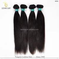 Hot New 100% Human Hair Weave Top Quality No Shedding No Tangle Unprocessed review guangzhou hair