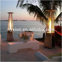 ( HOT SALE ) Stainless Steel Lifestyle Patio Living Flame Heater