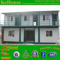 Top Sale Flat Roof Luxury Portable houses