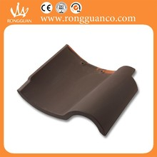 red color clay roof tile