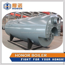 Factory Price WNS Series Oil/Gas Fired Steam Boilers Diesel Steam Boiler for Hot Sale