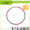 2015 de China nantong caliente venta ponderada hula hoop