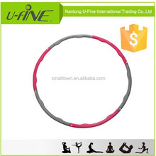 2015 China nantong hot sale weighted hula hoop