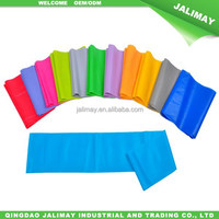Elastic fitness resistance band exercise for sports