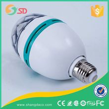 China Wholesale LED Disco bulb Party Bulb rgb rotating smart bulb