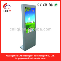42 inch touch screen lcd interactive kiosk from factory