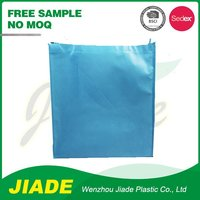 Stable and durable non-woven tote bag
