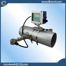 high quality in line type oil/gas/liquid ultrasonic flowmeter