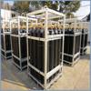 Gas Cylinder Bundled, Industry Gas Cylinder Rack , cylinder rack with mainfold