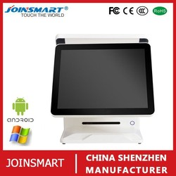 Most popular WINDOWS touch pos machine wifi with scanner