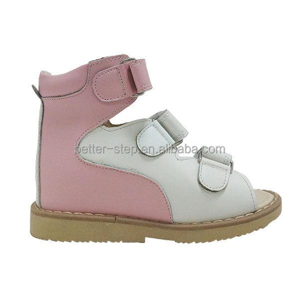 Nuevo Tipo Cómodo ortopédica sandalias para niños en venta