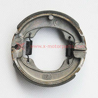 PW80 PY80 PEEWEE FRONT BRAKE SHOES FOR YAMAHA 80 PW PY PARTS DRUM SHOE
