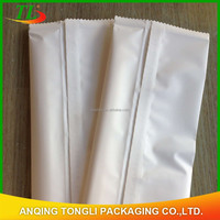 disposable cheap plastic cutlery set packaging bag