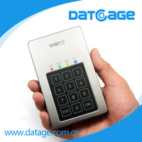 Datage SATA-6G Privacy Data Protection Hard Drive Caddy