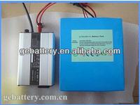 GEB 36v 20Ah lipo battery pack for e-bike