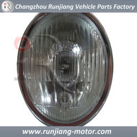 China factory motorcycle spare parts HEAD LIGHT used for HONDA C70