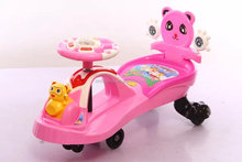 China Baby Products Manufacturer Popular Cheap Baby Swing Car Supplier
