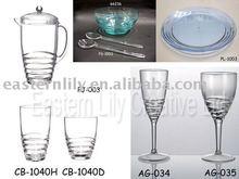 SAN Highball glass