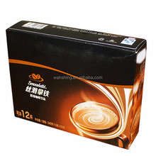 wholesale paper box for coffee packaging made in China