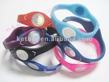 First Class Silicone Bracelet With BV Certificate