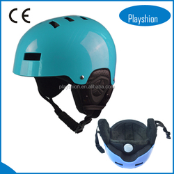 2015 Top Quality And Best Selling Ear Protector Racing Snow Helmet