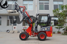small construction equipment 2015 New Brand WOLF ZL06 wheel loader
