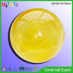 2015 Best Wholesale Websites China Supplier BSCI and Disney Social Audit Factory Hollow Plastic Balls Super High Bouncing ball