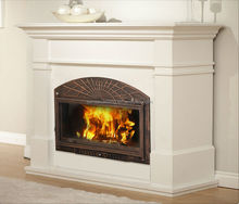 High quality indoor cast iron fireplace BSC326-1