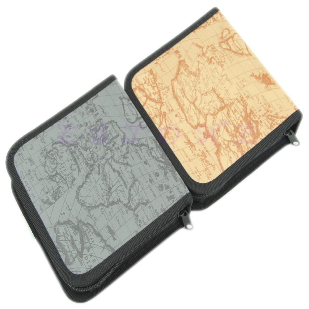 N94 40pcs потенциала карта татуировку dvd диск Специальный пакет сумка cd диск хранения case