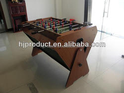 Rotating 3 functions soccer air hockey billiard able, multi purpose rolling 3-in-1 game table