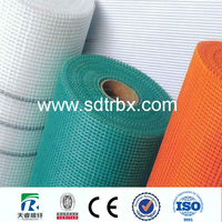 high quality colorful concrete fiber grid cloth/alkali resistant and insulation glass fiber mesh/trade assurance