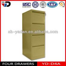 alibaba sofa furniture 4 drawer steel movable pedestal