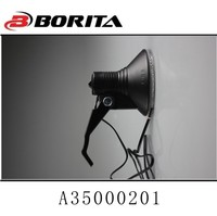 BORITA 6V2.4W LED bike front lamp dynamo light with reflector