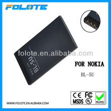 New BL5U BL-5U BL 5U Battery For Nokia 8900E 8900 8900i 2660C