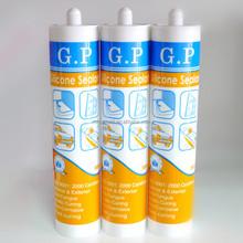 GP waterproof silicone sealant,IG silicone sealant black